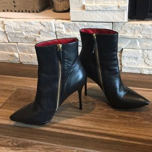 Charles Jourdan Heeled Bootie